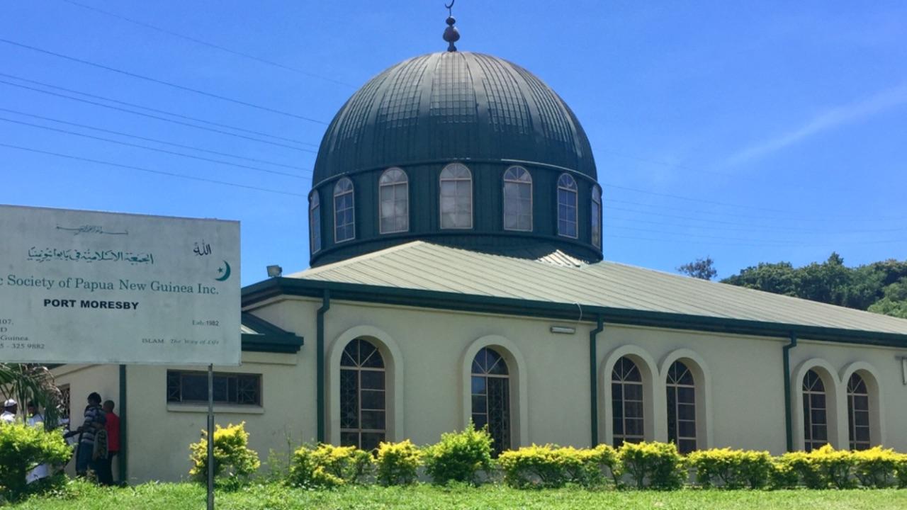 Port Moresby Mosque  Port Moresby Mosque   -0