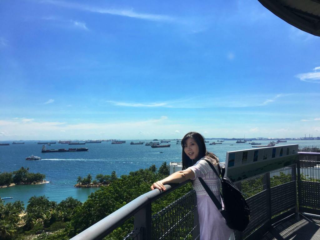 新加坡马六甲海峡图片