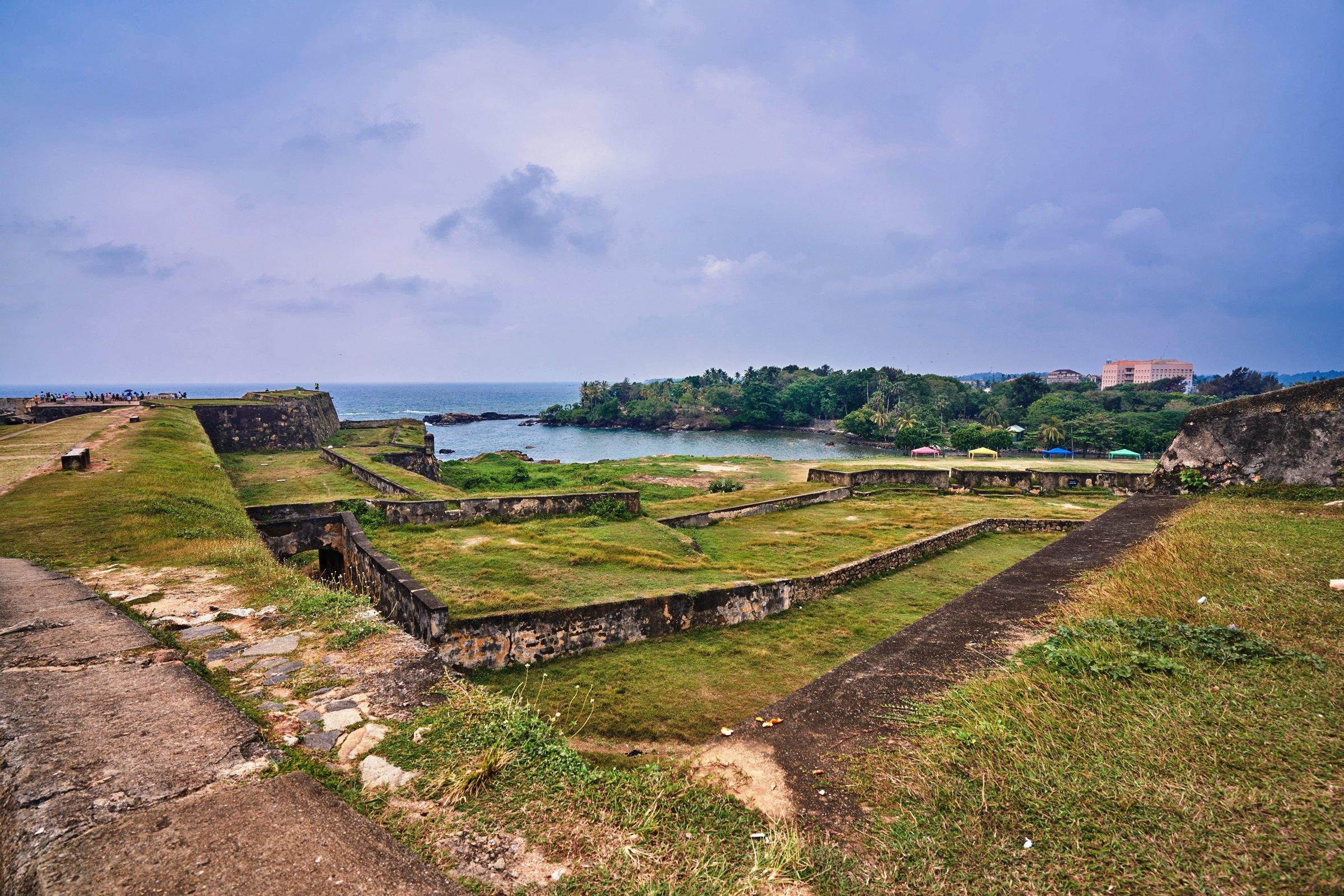 加勒要塞  Galle Fort   -3