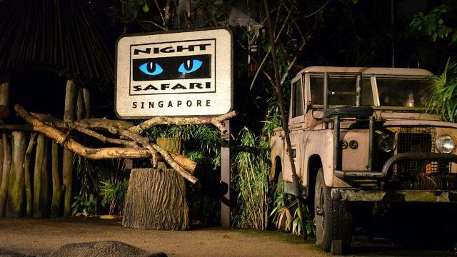 夜间野生动物园门票,新加坡夜间野生动物园攻略/地址