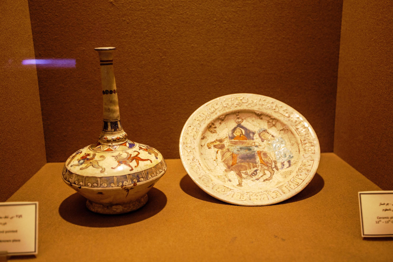德黑蘭玻璃與瓷器博物館  Glassware and Ceramics Museum of Iran   -4