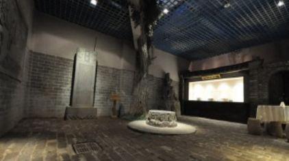 古井酒文化博览园夫子庙字体v古井图片