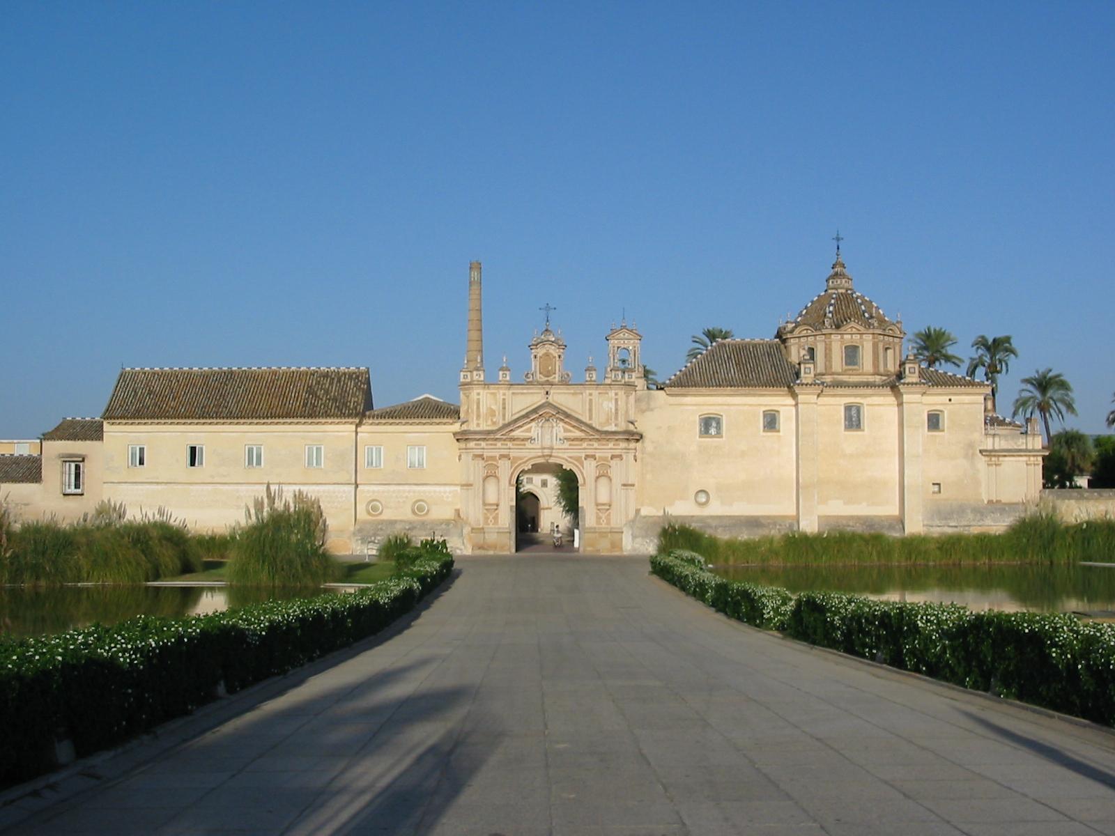 卡爾圖哈修道院  Monasterio Cartuja   -4