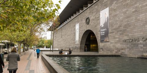 維多利亞州國立美術館