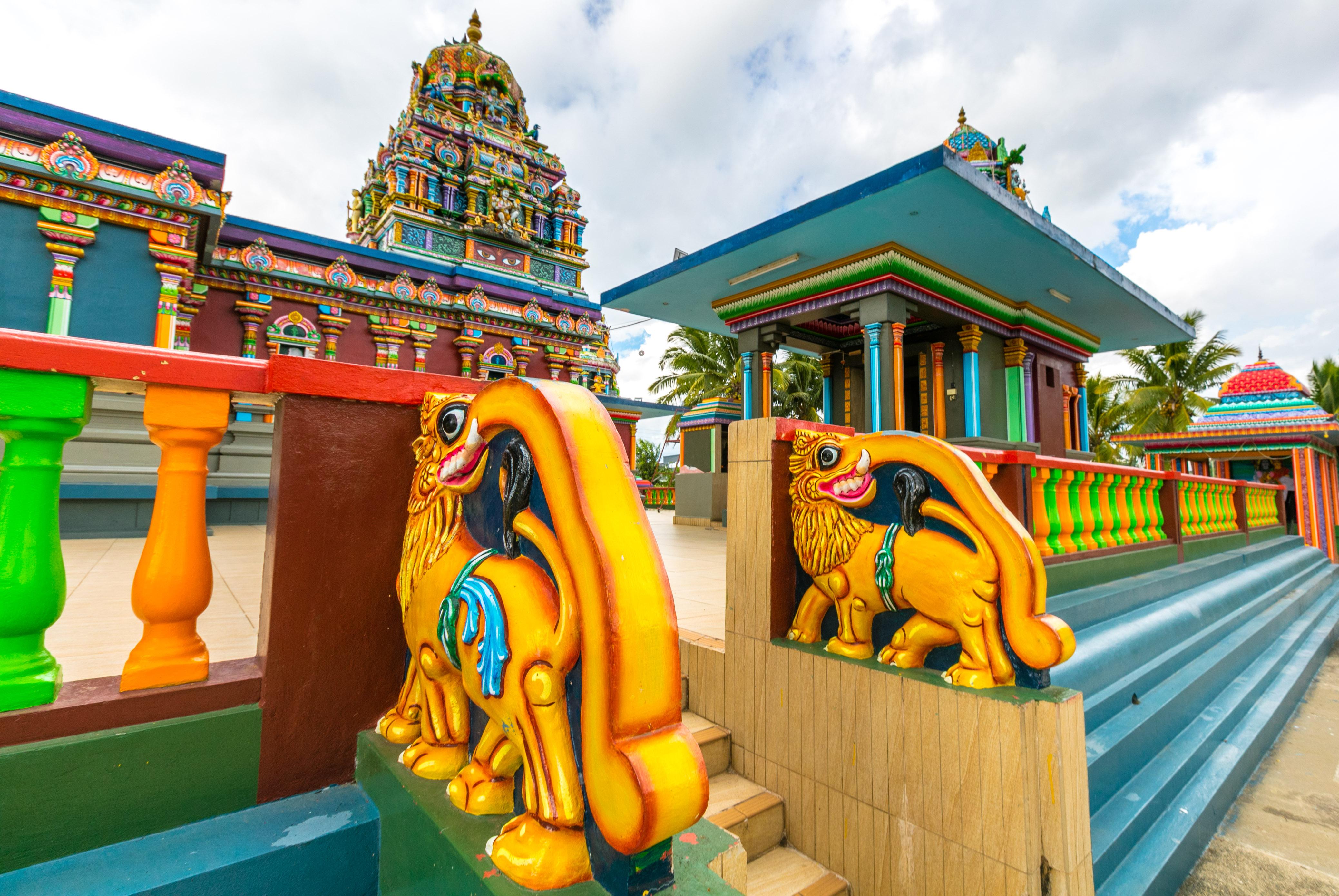 沙巴馬尼亞濕婆廟  Sri Siva Subramaniya Swami Temple   -4