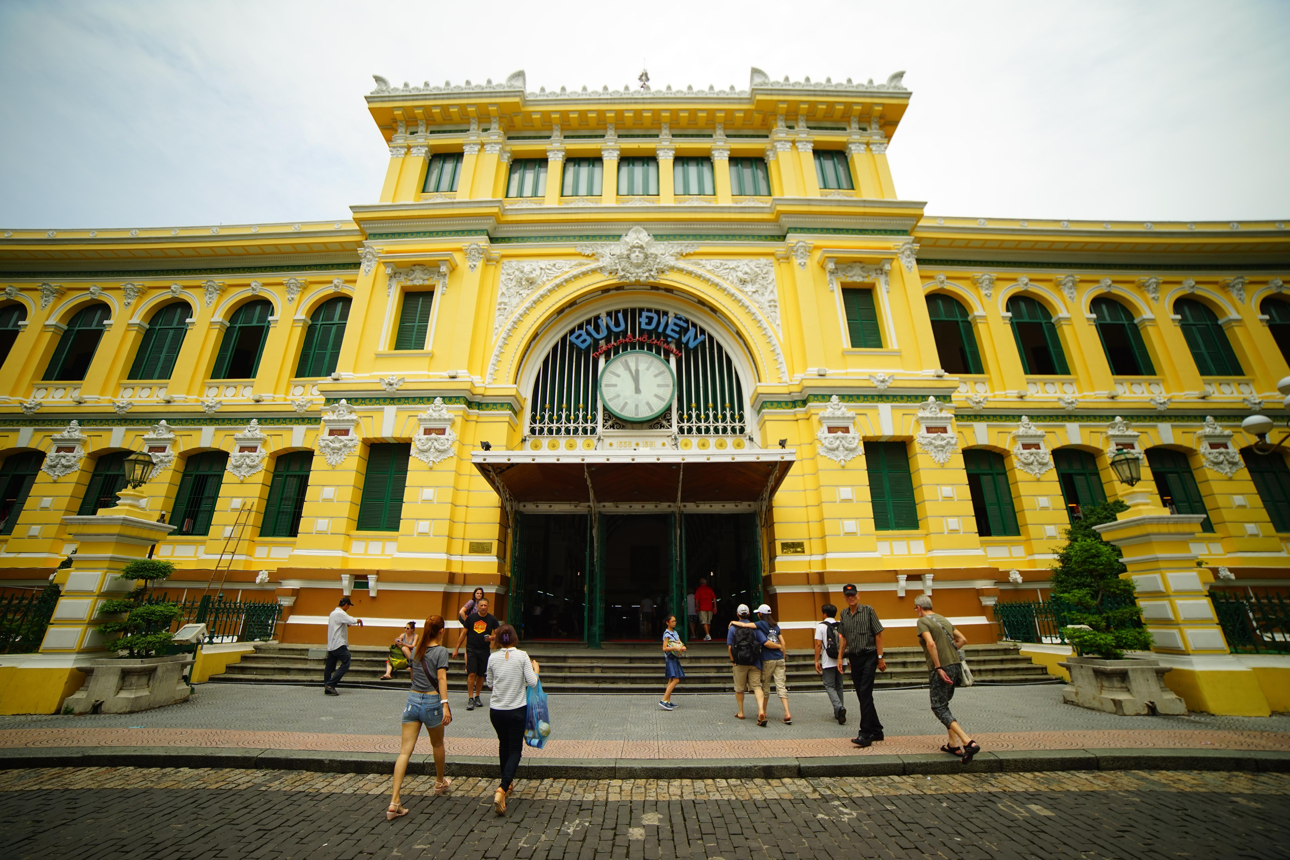 中央邮局  Central Post Office   -2