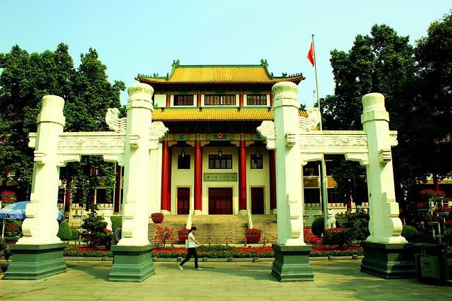 广州动物园公园城堡