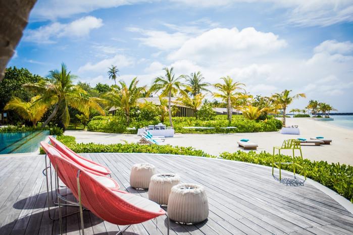 马尔代夫卡尼岛,在clubmed圆麦兜的梦想