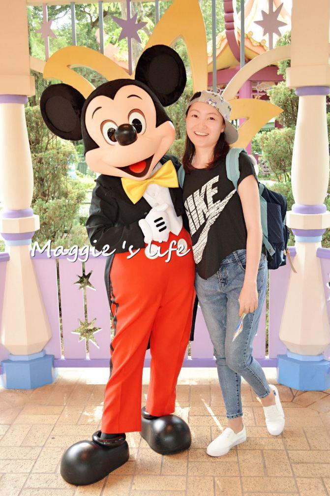 夏日么么茶#【手绘游记】香港迪士尼10周年独家记忆