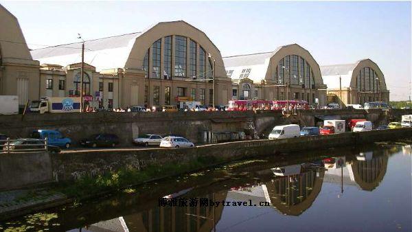 里加中央市場  Riga Central Market   -0