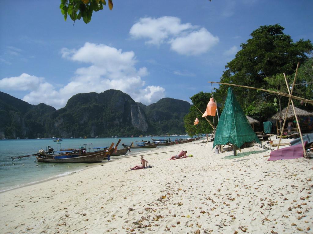 泰国普吉岛游