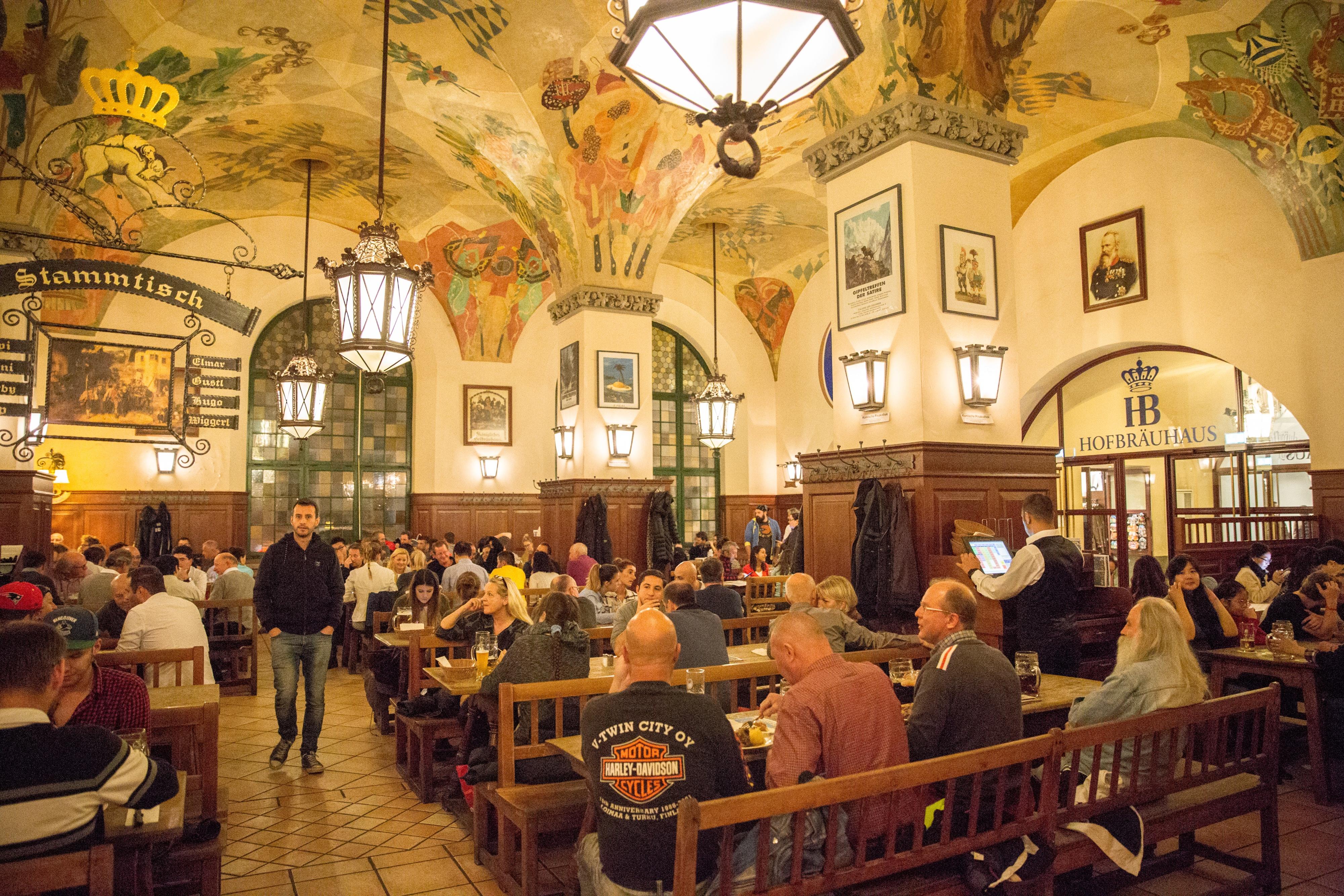 皇家啤酒屋  Hofbrauhaus Munchen   -4