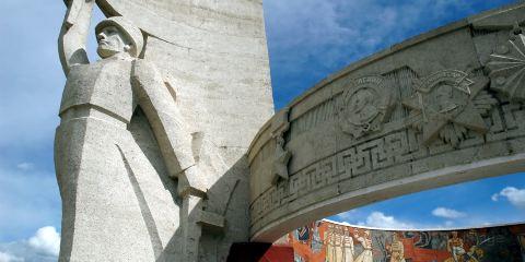 翟山紀念碑