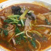 东吴中华面馆(北圩路店)餐馆,攻略很好吃,离单面条传2南湖吞食天地图片