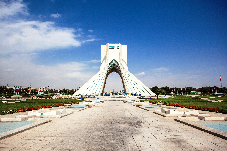 自由紀念塔  Azadi Tower   -0