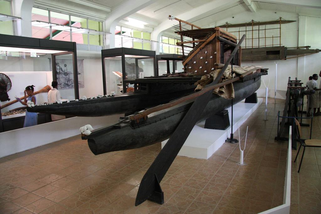 斐濟博物館  Fiji Museum   -4