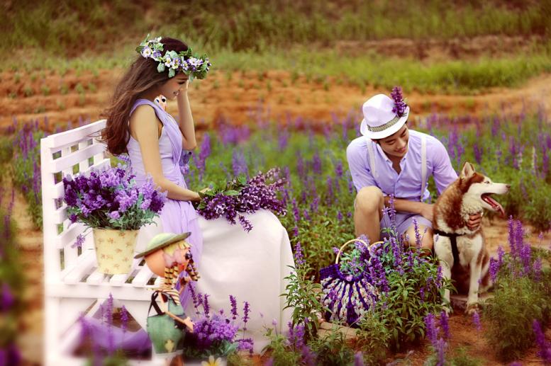 青岛拍婚纱照哪些景点可以选择