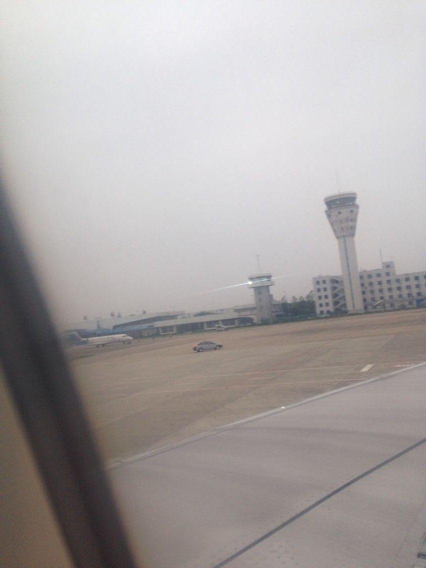 上海转机飞北海的吉祥航空