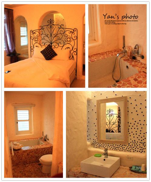 喜欢海堵的室内设计,还有个浴缸很不错!
