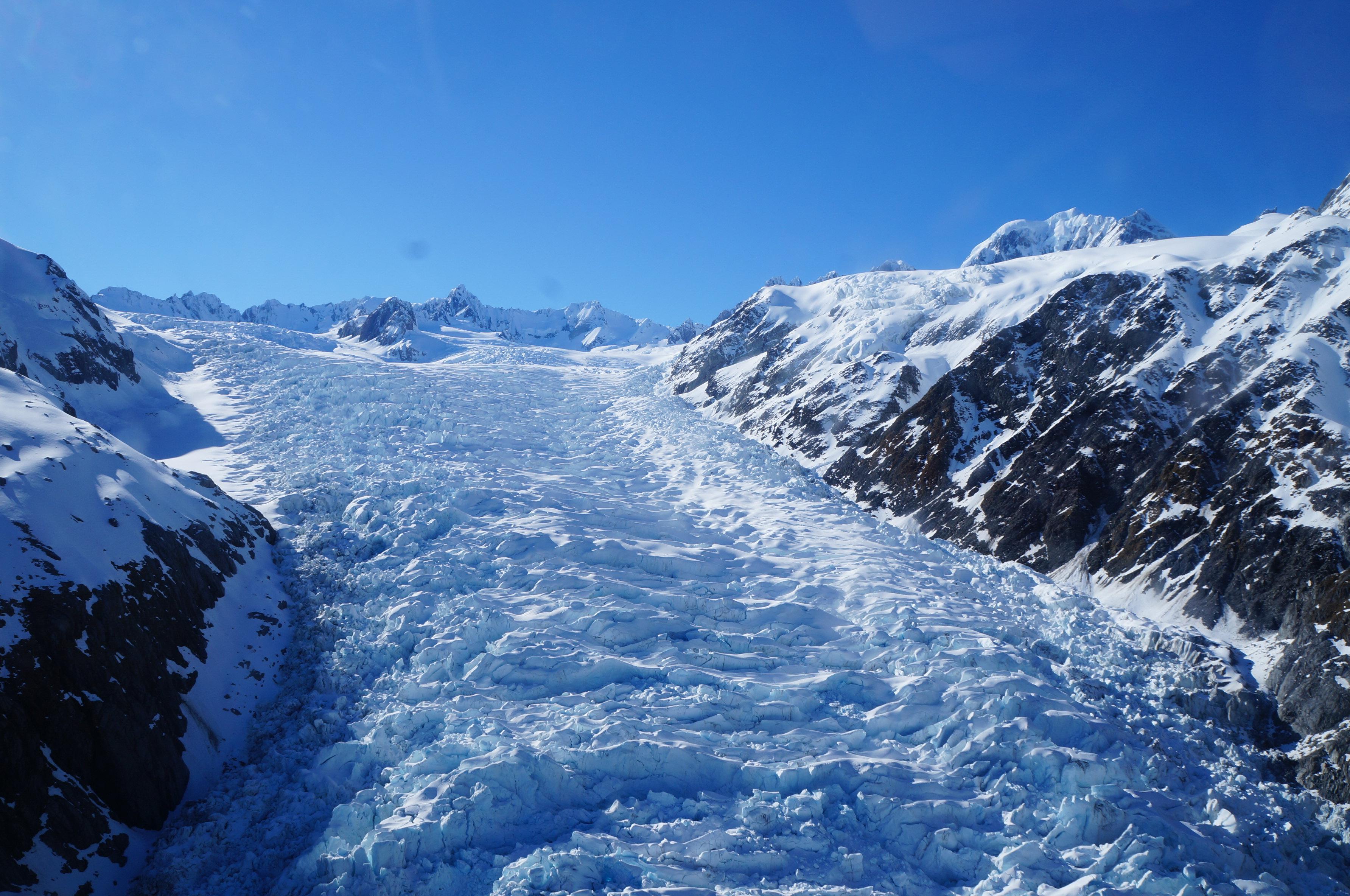 福克斯冰河  Fox Glacier   -4