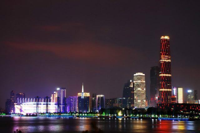 思思私人导游-广州游记《海心沙+广州塔》精选photo