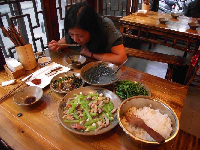 成都抚琴西路毛家初中新河上海菜馆图片