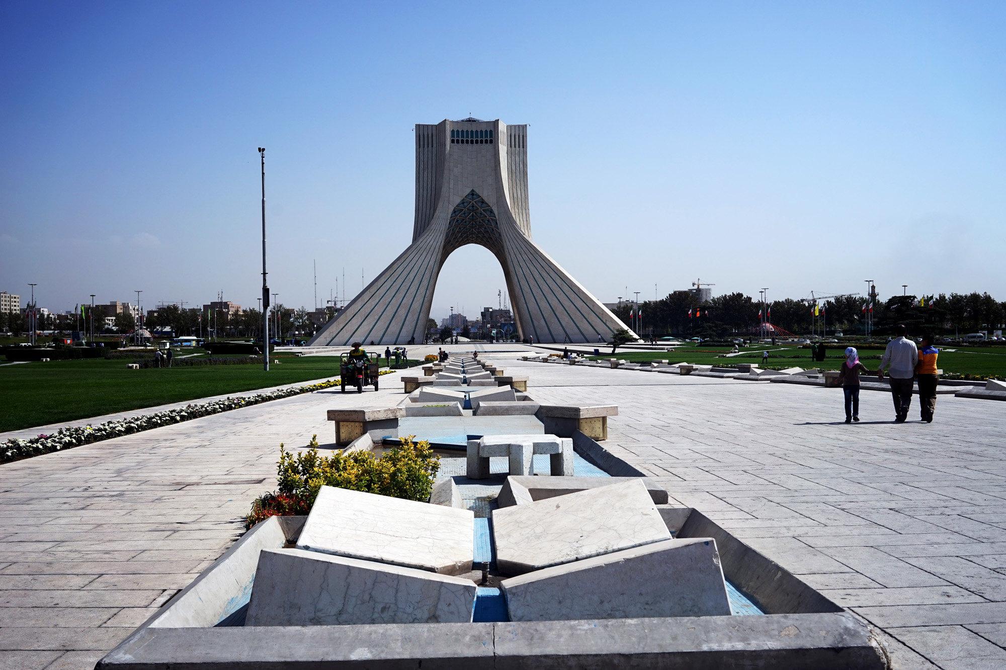 自由紀念塔  Azadi Tower   -1