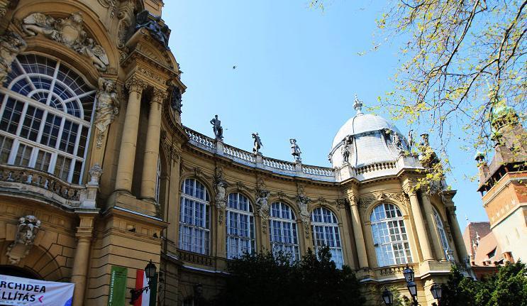 匈牙利农业博物馆  Museum of Hungarian Agriculture   -1