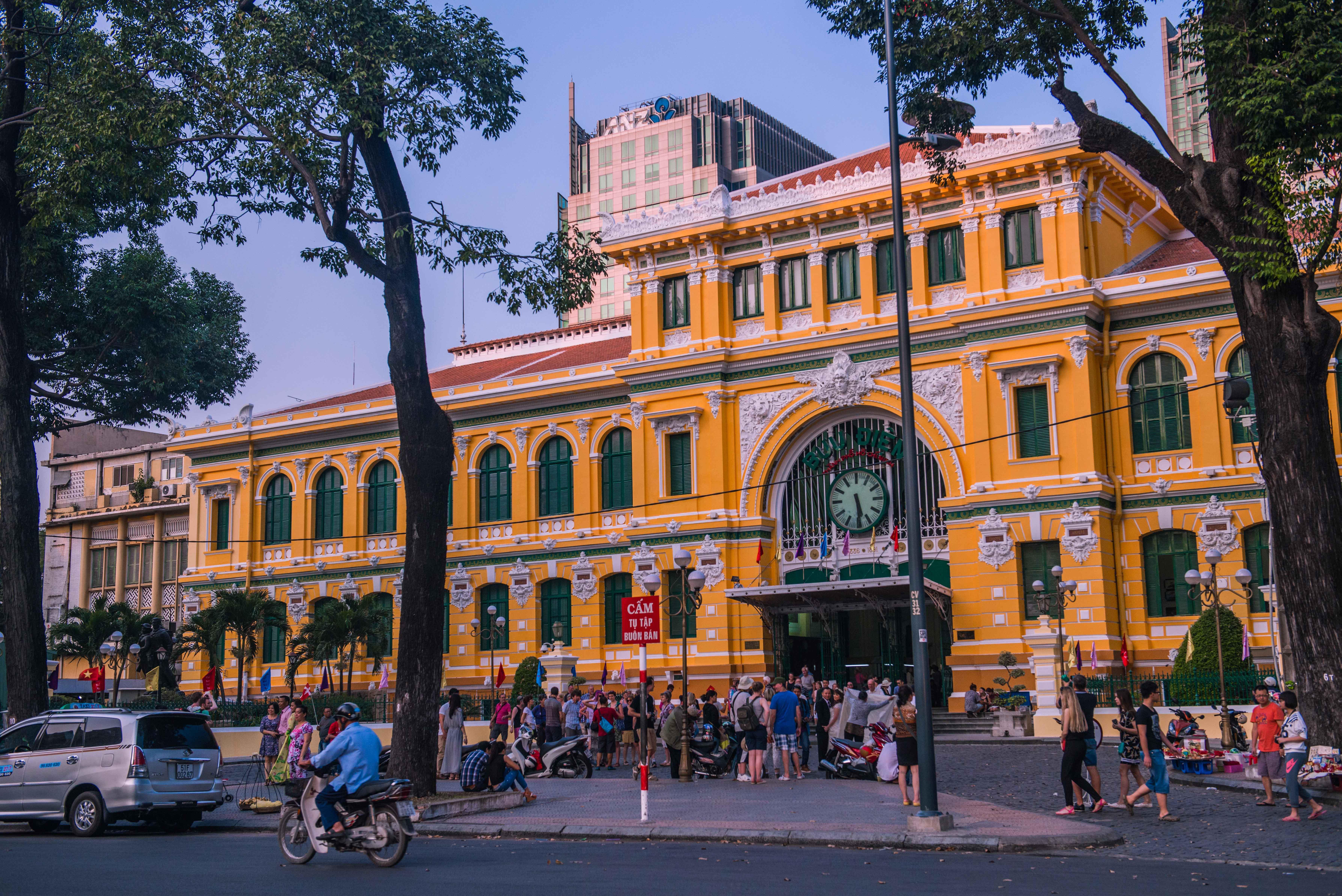 中央邮局  Central Post Office   -1