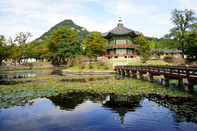景福宫  Gyeongbokgung Palace   -2