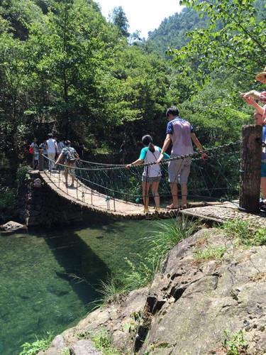 桐庐大溪峡漂流+大奇山两日自驾游攻略新淘宝号图片