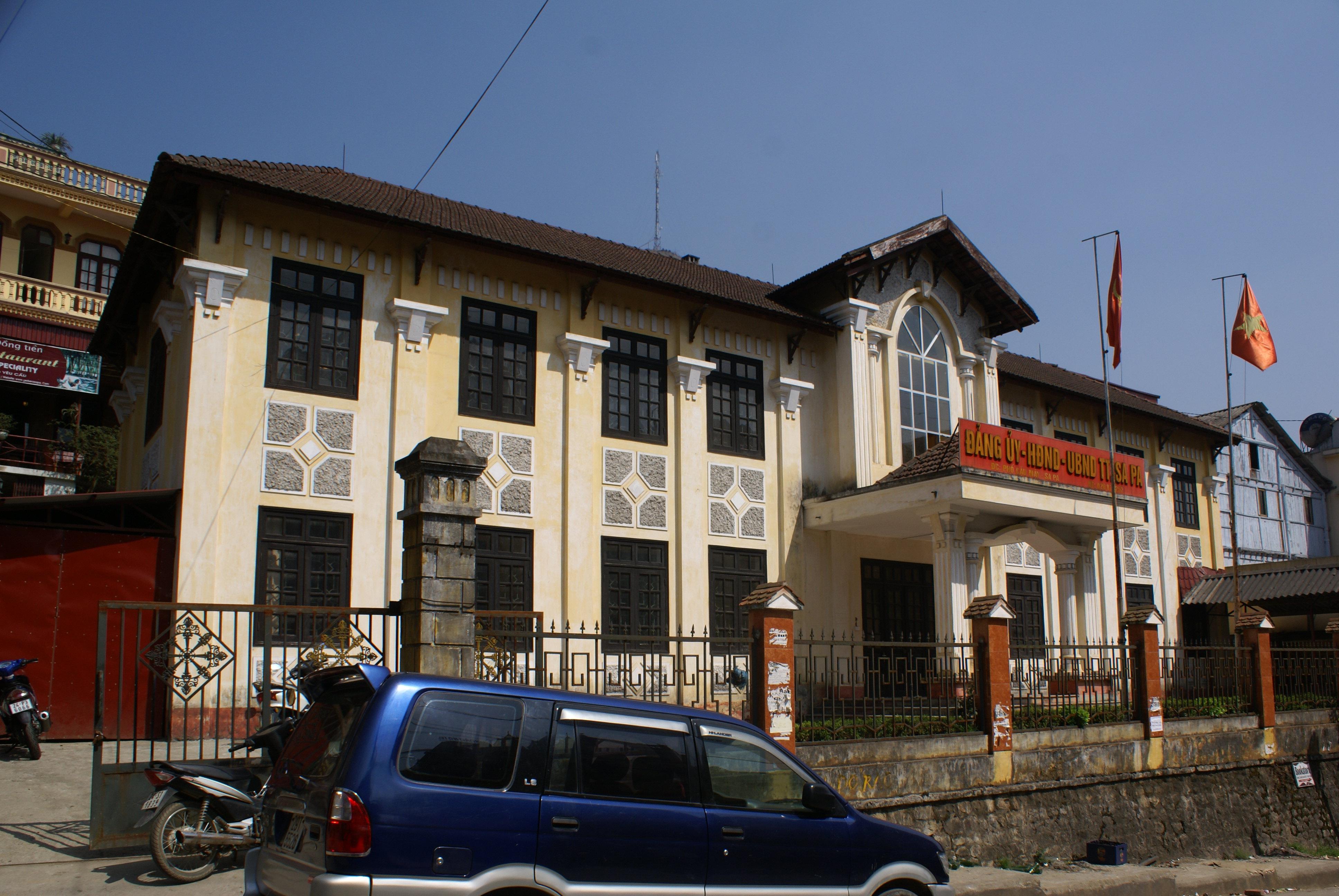 沙坝  Museum of Vietnamese History   -2