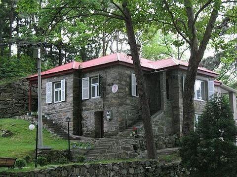 这些是庐山别墅群湖小石别墅图片