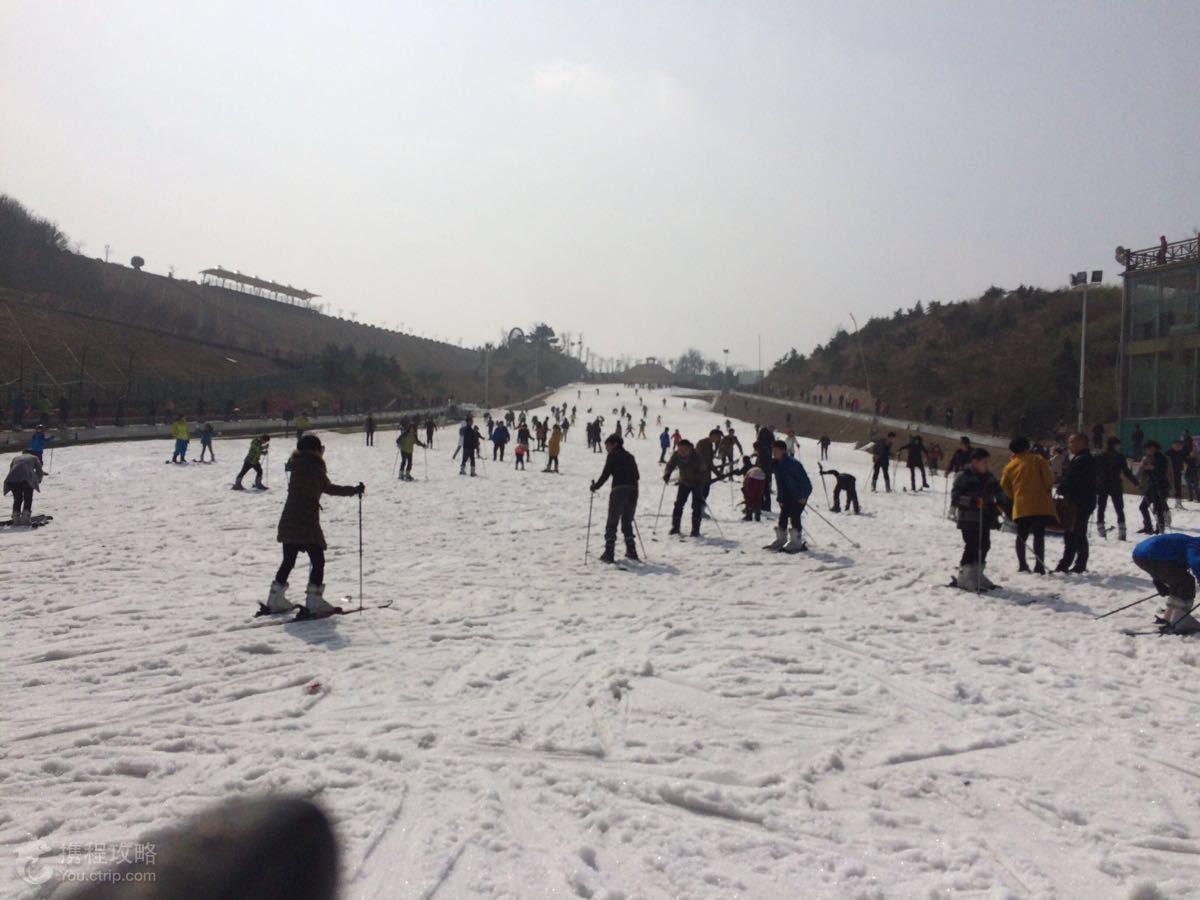 际假日大酒店 江南天池滑雪 天池温泉图片