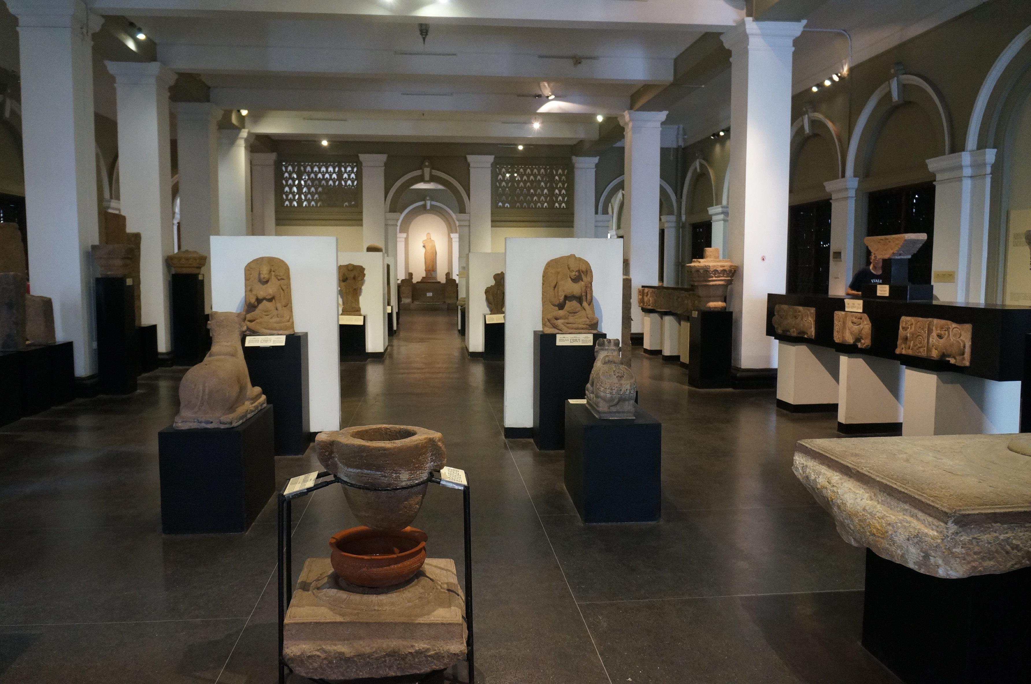 科伦坡国家博物馆  Colombo National Museum   -4