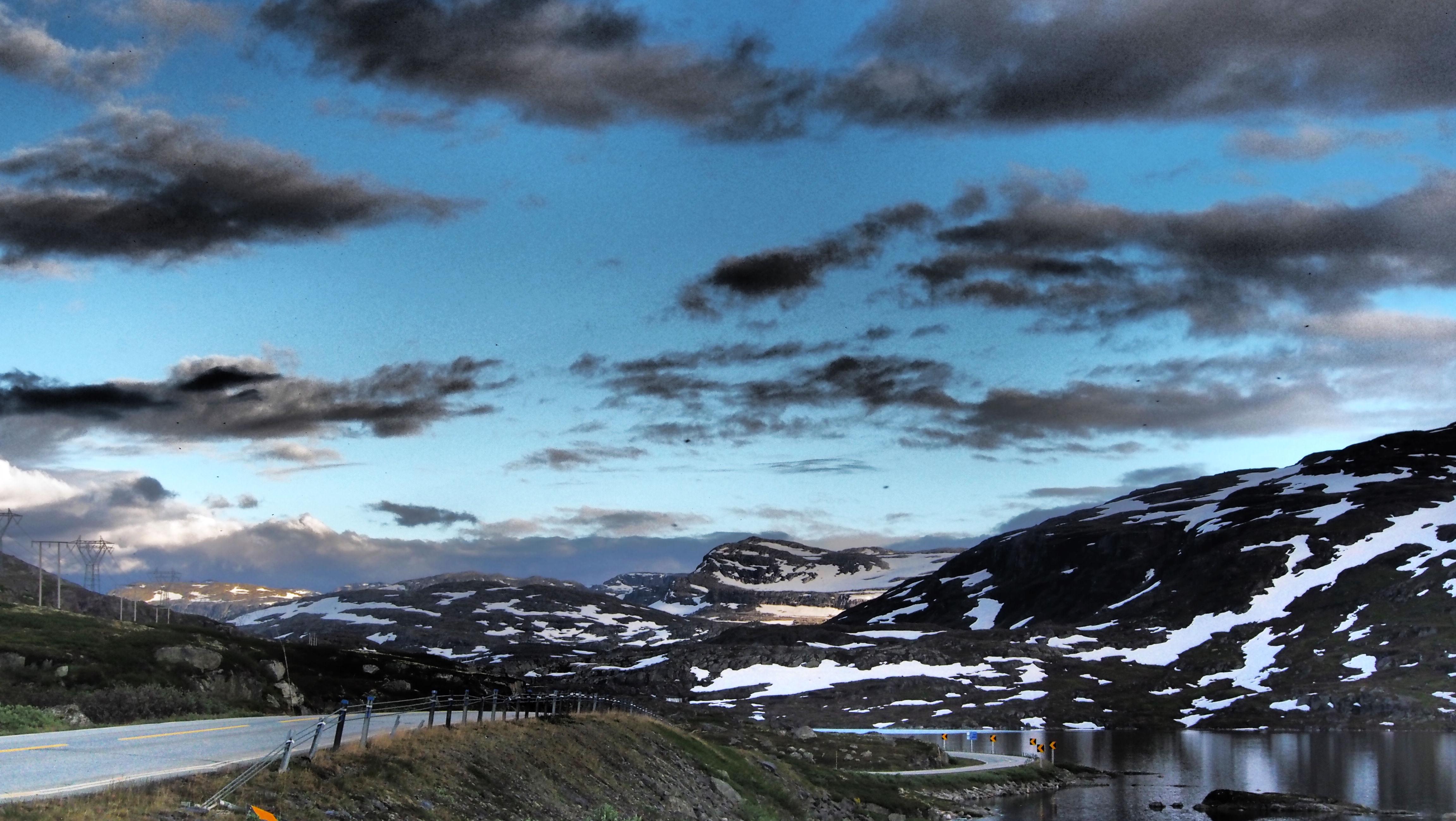 哈當厄爾峽灣  Hardanger Fjord   -1