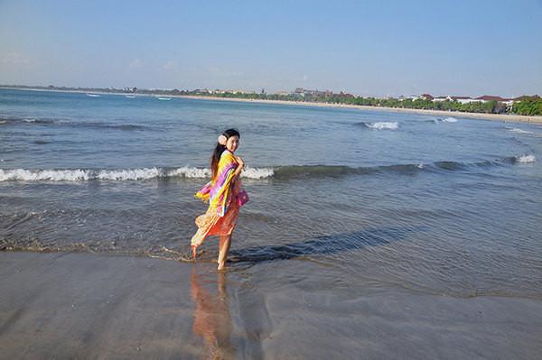 梦幻海滩,巴厘岛繁盛烂熳之约