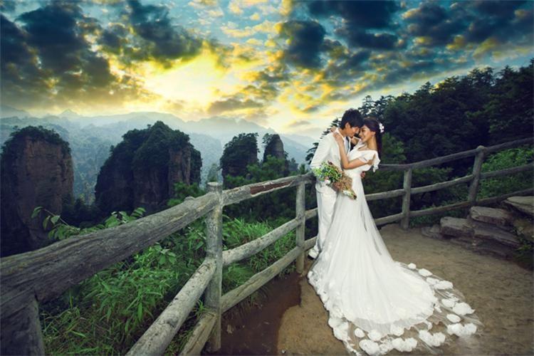 一,张家界国家森林公园(武陵源风景名胜区)