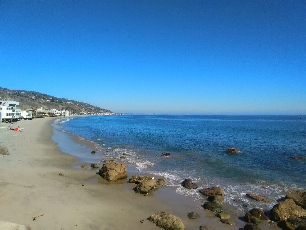 馬里布祖瑪海灘  Zuma Beach   -3