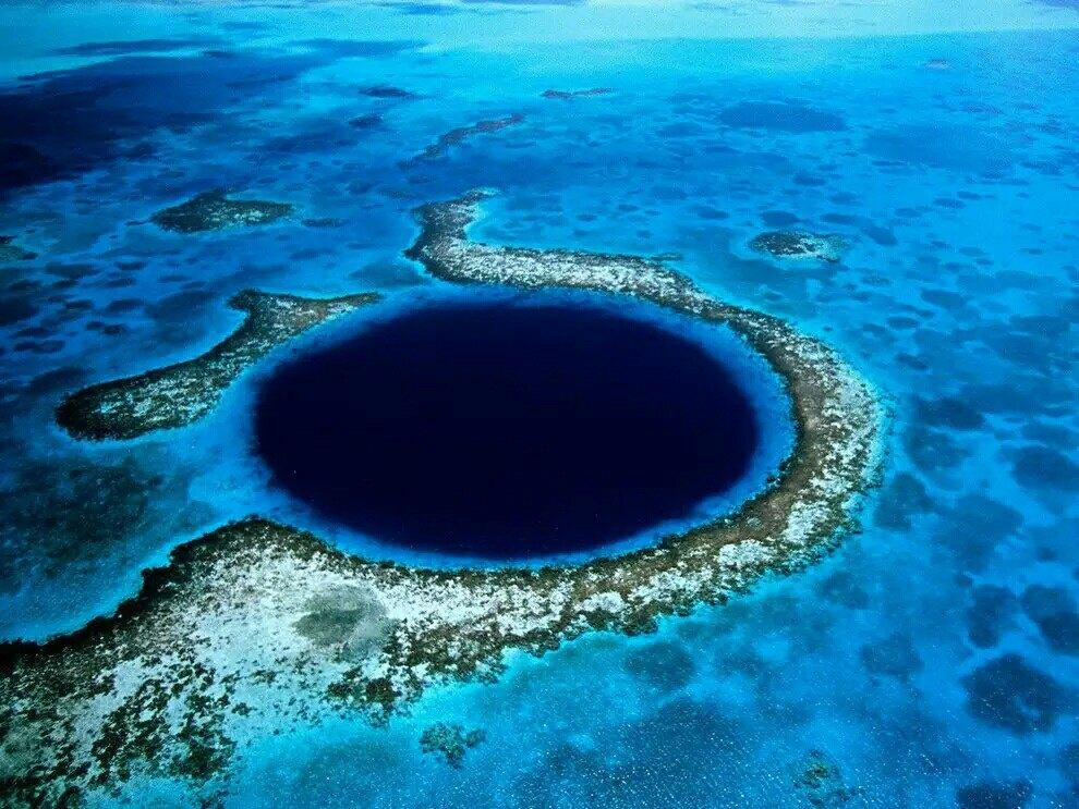 大藍洞  Great Blue Hole   -0