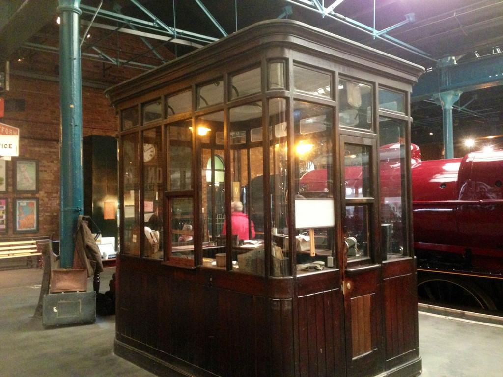铁路博物馆_约克.大英铁路博物馆
