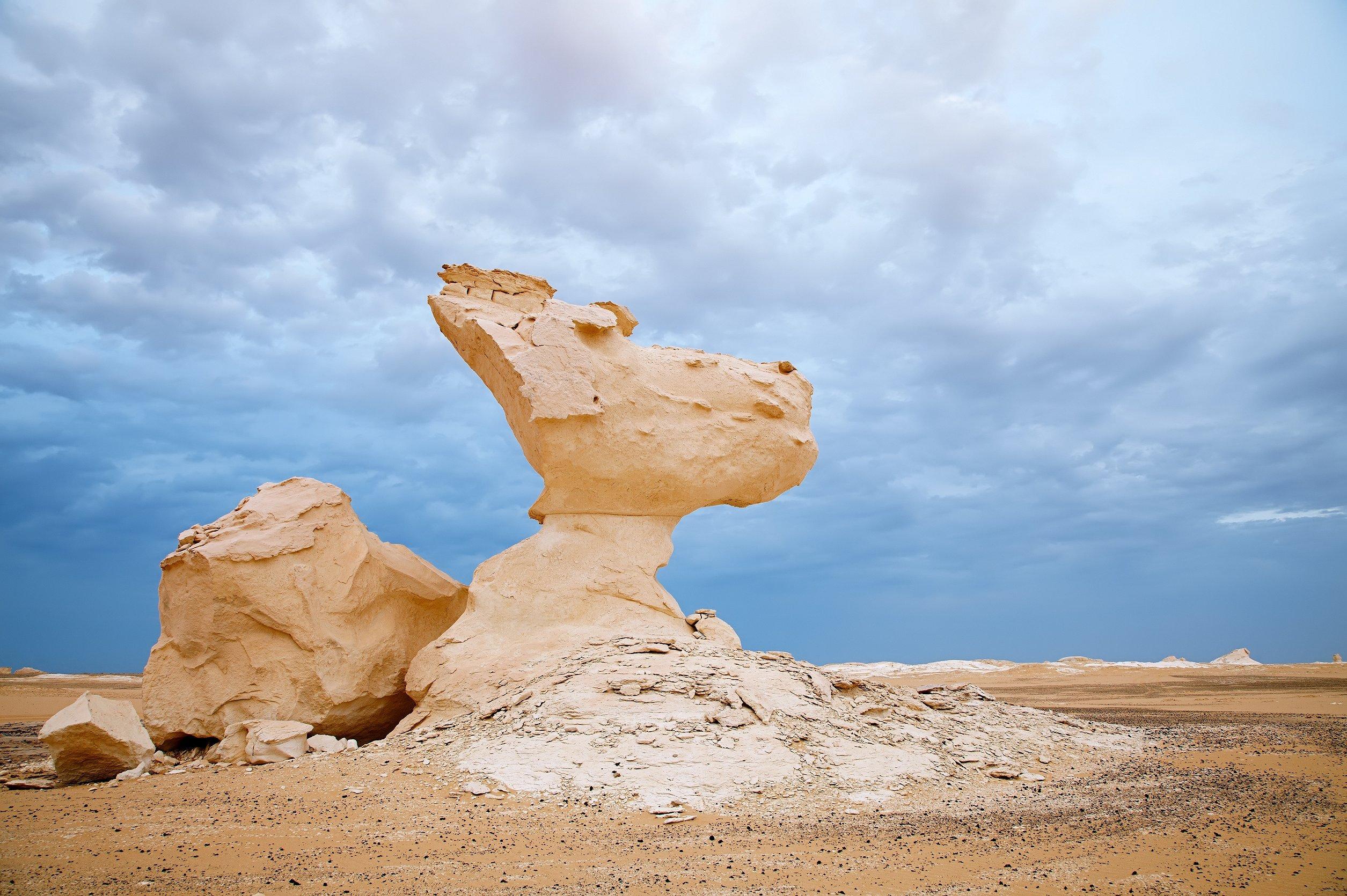 白沙漠  White Desert   -0