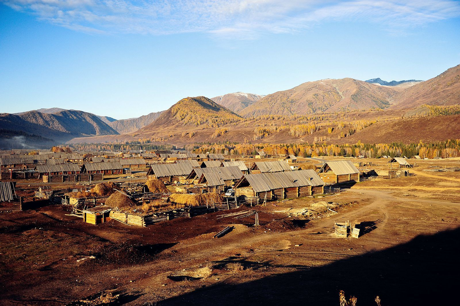 秋天的攻略都在北疆-喀纳斯攻略攻略【之心童话】王国最终携程2版v攻略游记图片