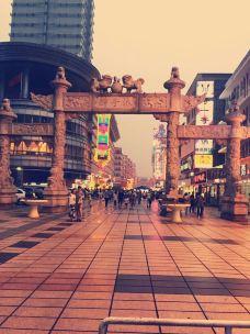 【携程攻略】南京狮子桥美食街图片,南京特色食狮子材暨美食展烹饪v攻略图片