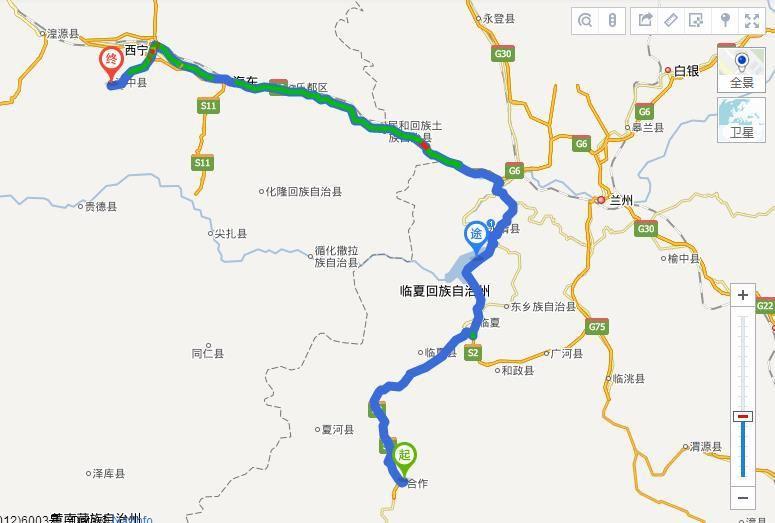 我的2015#2015年10月南京至甘南青海自驾游