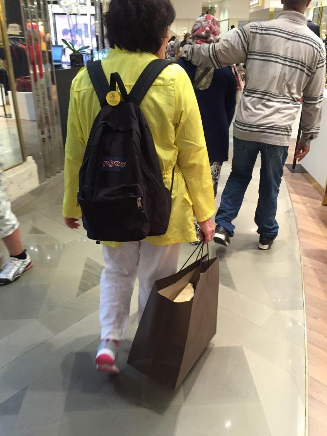 8月巴黎游-(12天之Day3欧洲法国老佛爷购物)18年普者黑住宿攻略图片
