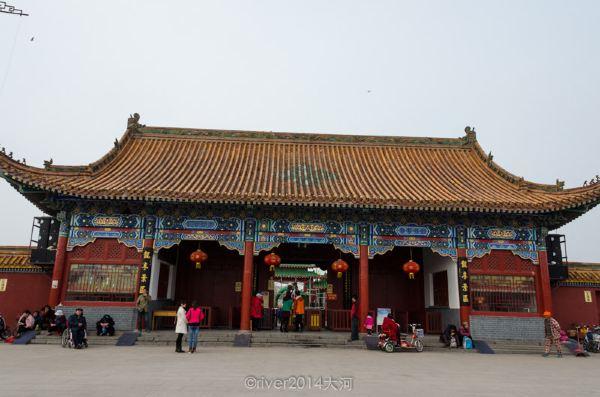 金代后期,亦以此为皇宫,因此称为六朝皇宫.图片