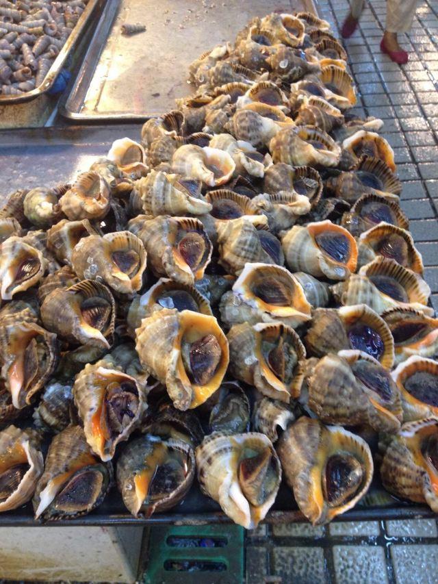 青岛海鲜盛宴