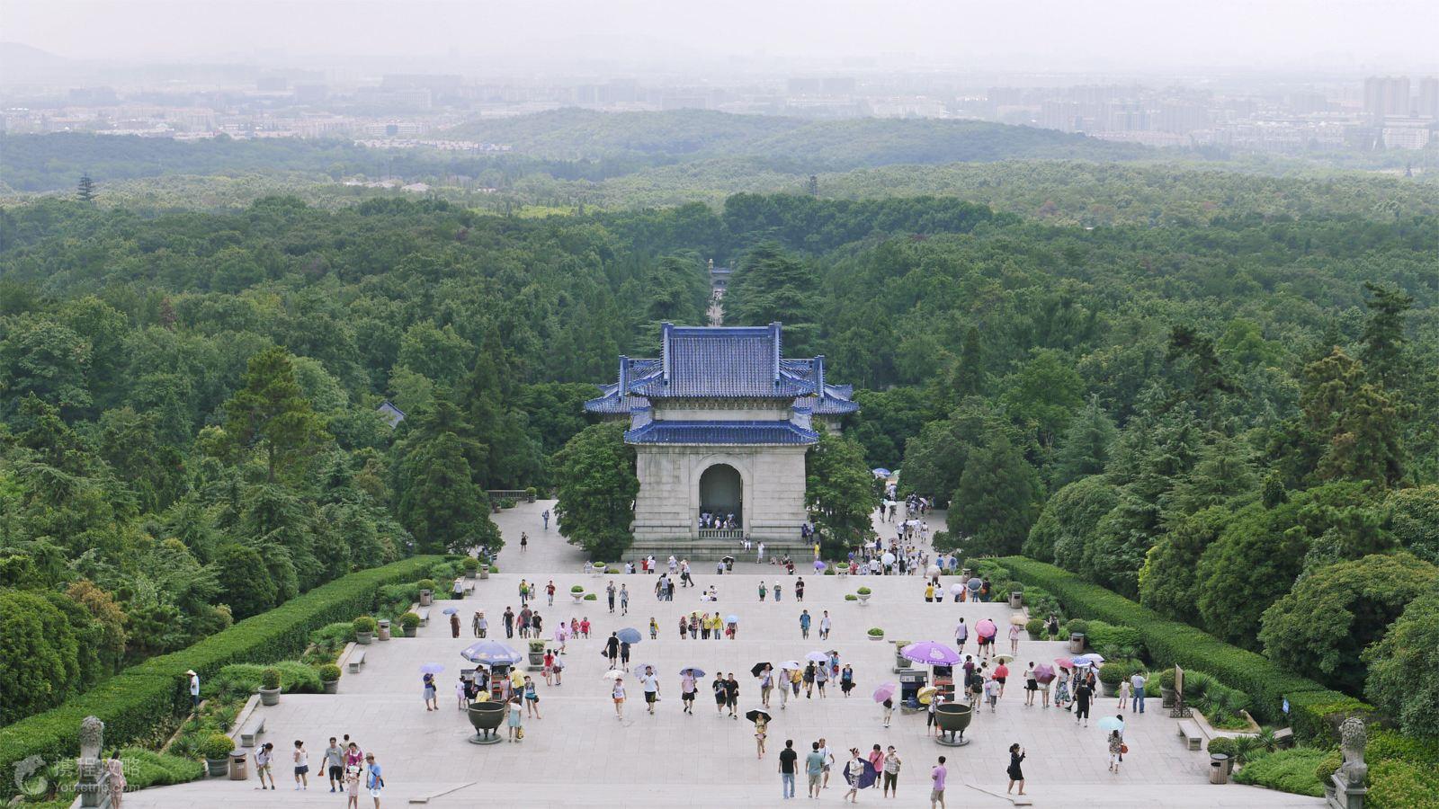 无锡+南京3日2晚跟团游·东方明珠+鼋头渚+中山陵