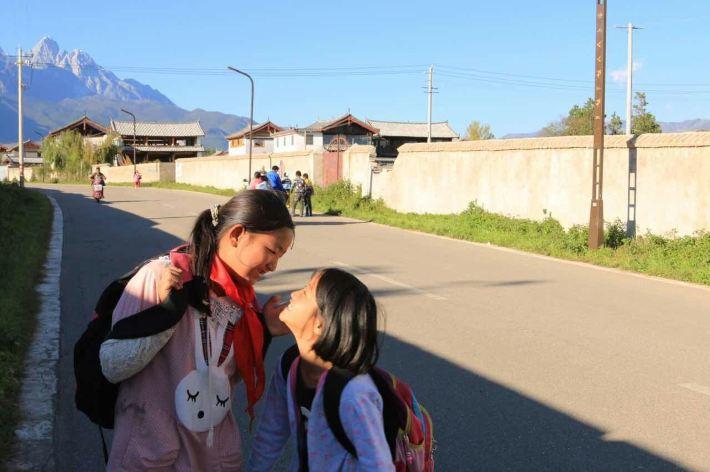一路向西,释放奇侠仙剑--丽江-玉龙雪山-泸沽湖大全心灵传2视频之旅攻略攻略图片
